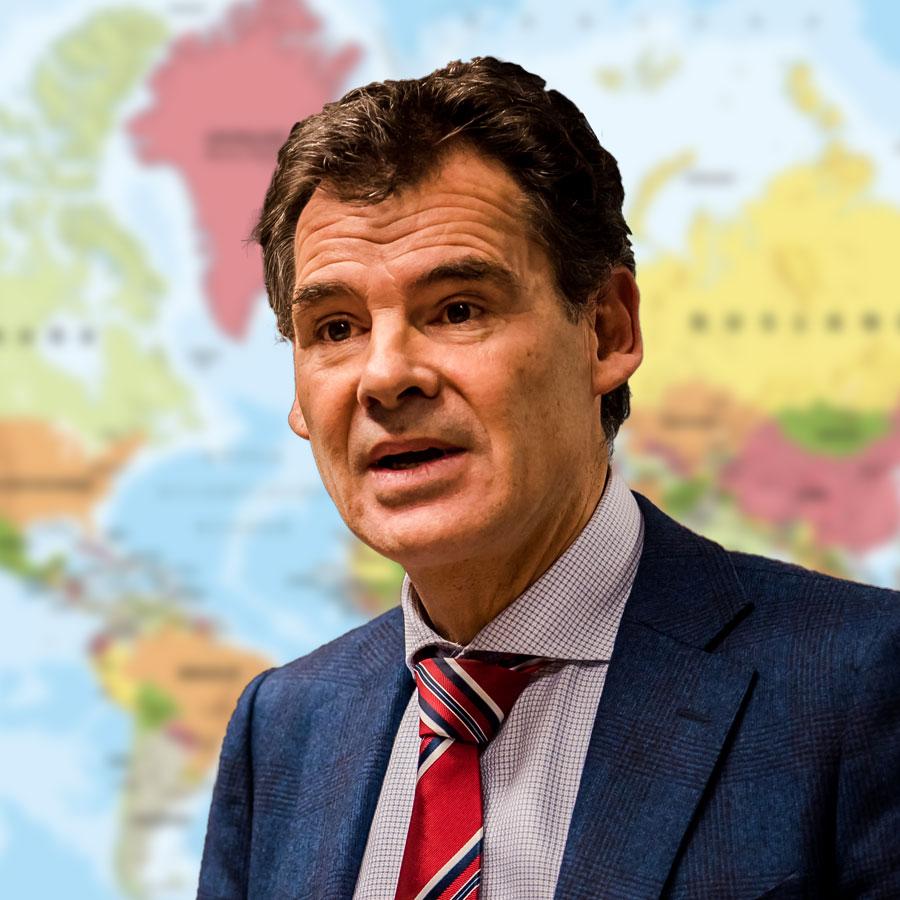 Eelco Luxwolda, CEO